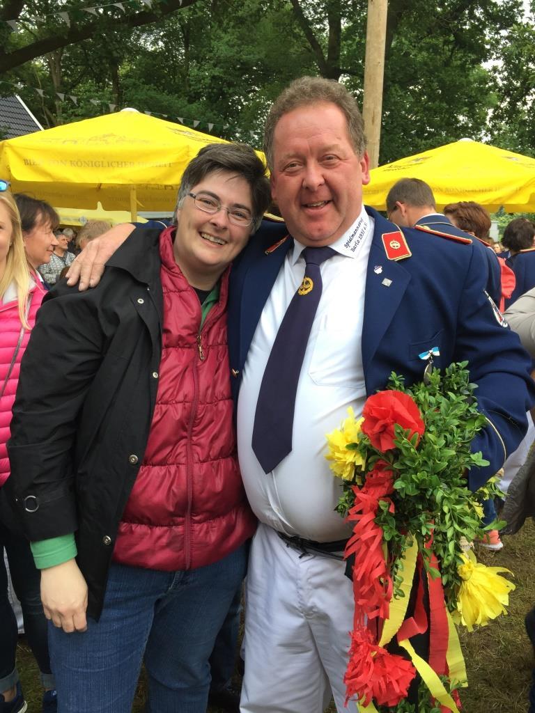 Bernd Jansen und Karin Reuke